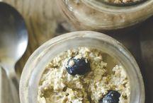 Desayunos veganos / Montones de recetas veganas de nuestro blog y otros para inspirar tus desayunos más normales y los más especiales!