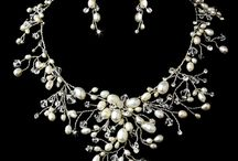 Perfect in Pearls! Wedding Jewelry and Accessories / Beautiful pearl accessories for your wedding or special occasion! Visit us anytime at www.affordableelegancebridal.com for elegant, affordable wedding accessories! / by Affordable Elegance Bridal
