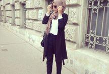 Hijabis / Muslim woman fashion