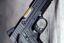 Guns, buns & Big guns