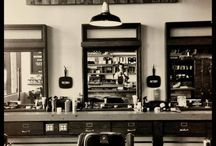Barbershop / Ain't many things cooler than a decked out barbershop!