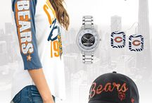 Ladies Night Style / by Chicago Bears Pro Shop