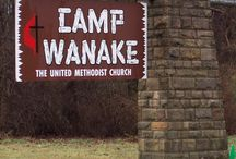 Scenes at Wanake / Check out the beautiful sites at Camp Wanake and also some of the buildings on site.