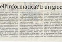 Stampa - Articoli 2013 / Articoli che parlano di noi.