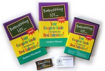 Smart Kids 101 Freebies and Store / Here you'll find all our stuff for creating Smart Kids! Babysitting guides, kids and safety how-tos, and manners and etiquette training for kids. Plus lots of free goodies from the blog! (Sign up for our emails to get even more awesome free stuff delivered to your inbox.)