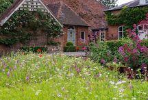 Hampshire & Berkshire / De combinatie van een comfortabel Country House hotel en schitterende tuinen is voor de nodige tuinliefhebber onweerstaanbaar.