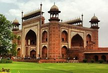 Places I want to visit on my trip to India - July 2016