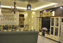 Konceptliving Living Room Interiors / Konceptliving Living Room Interior Design and Decoration Ideas