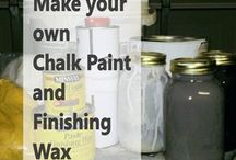 own chalkpaint anz wax