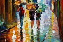 deszcz seria