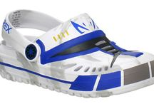 Geeky Baby and Toddler Shoes