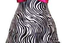 I'm in love with zebra print / by Brittany Michele
