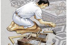 Antik mozaikler