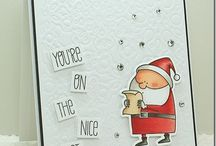 χριστουγεννιάτκες κάρτες