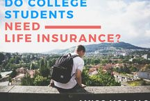 Amigo Mga Asks: Do College Students Need Life Insurance? / Amigo Mga lists and explains the reasons why college students should have life insurance