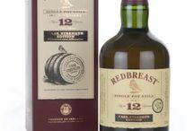 Redbreast Irish Whiskey