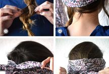 Hairstyles We LOVE / A collection of hairstyles that we absolutely love, with and without hair accesories.