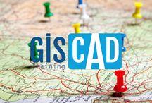 Publicaciones web gisCAD / En este tablero destacaremos las publicaciones de nuestra web y de nuestro blog.
