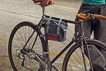 Cycling Shoulder Bags - Inspiration / Cool bags to wear over your shoulder for carrying your gear when you're on your bike