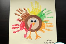 Thanksgiving Ideas / by Amy Rasberry