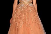 Colour Wheel: Peach/Blush & Gold Wedding