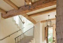 Escadas da Sala