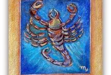 oil,Scorpion, Zodiac Signs