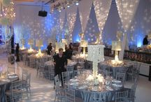 Winter Wedding - silver, white & ice blue