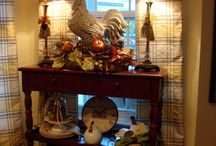 Roosters / Rooster decor