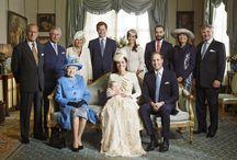 Королевские семьи Европы