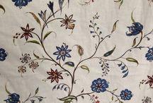 18th century fabrics