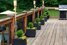 Summer Time! / Everything from, furniture to ideas, and decor to keep your outdoor space the most hospitable this summer!