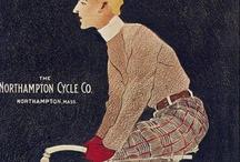 vintage bicycle ads
