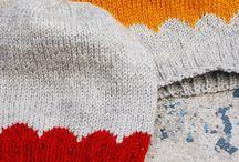 Leftover yarn - Prosjekt for restegarn