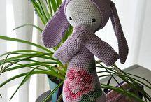 DIY - crochet - Lalylala