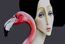 #women #birds