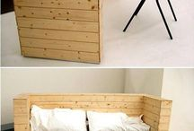 cama con cabecero