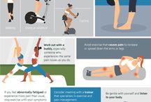 Workout - Chronic pain workout