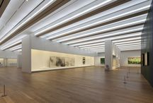 Museum interior inspiration