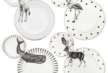 Tischlein deck Dich / Porzellan-Ideen zum Selbermachen