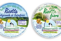 Etichette latticini
