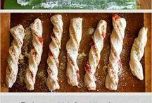 suolainen leivonta