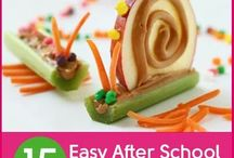 Fun Food For Kids / by Terra Sisco
