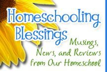 Homeschooling Blessings / This is where I blog about life, my family, homeschooling, working from home, and other fun stuff!
