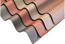 Coroline / Onduline Bitumen Roofing