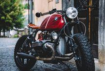 Motorcycling