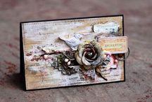 Card Designs / by Cynthia Rees