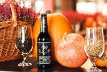 Piwo Gloger dobre na Jesień! / Prezentacja piwa Gloger w jesiennym klimacie.