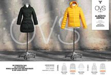 OVS F4YG #Fashion For Young Generation MILAN / CD: Paola Manfrin - Ad : Maria Costas and Margherita Bauda'