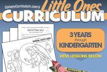 Skyler's Learning Board / by Sarah Esparza